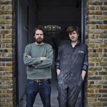 Harry Dwyer & Charlie Waller