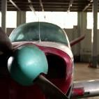 Trashformers - FYI - 1947 Beechcraft Bonanza